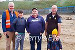Ballybunion Races : Attending Ballybunion races on Saturday last Jerry & Darragh Daly, Michael O'Riordan, Paudie O'Connor & Brody Curtis.
