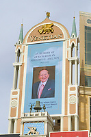The Venetian Resort Honors Casino Mogul Sheldon Adelson