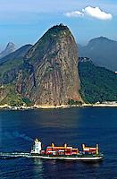 Morro do Pão de Açucar. Rio de Janeiro. 2003. Foto de Ricardo Azoury.