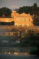 Europe/France/Aquitaine/33/Gironde/Pauillac: château Lafite (AOC Pauillac)