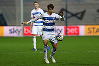 Conor Masterson of Queens Park Rangers during Queens Park Rangers vs Rotherham United, Sky Bet EFL Championship Football at The Kiyan Prince Foundation Stadium on 24th November 2020