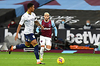 Said Benrahma of West Ham United during West Ham United vs Aston Villa, Premier League Football at The London Stadium on 30th November 2020