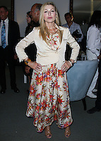 BEVERLY HILLS, CA, USA - JULY 24: Tatum O'Neal at the Genlux Magazine Summer July 2014 Issue Release Party held at the Luxe Hotel on July 24, 2014 in Beverly Hills, California, United States. (Photo by Xavier Collin/Celebrity Monitor)
