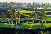 Waikoloa Golf Course, Big Island