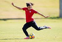 Carson, CA - January 13, 2018: The USWNT trains during their annual January camp in California.