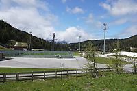 Sportalm und Gschwandtkopf bietet die Trainingsanlagen der Deutschen Nationalmannschaft in Seefeld - Seefeld 22.05.2021: Trainingslager der Deutschen Nationalmannschaft zur EM-Vorbereitung