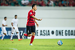 Guangzhou Defender Feng Xiaoting in action during the AFC Champions League 2017 Quarter-Finals match between Guangzhou Evergrande (CHN) vs Shanghai SIPG (CHN) at the Tianhe Stadium on 12 September 2017 in Guangzhou, China. Photo by Marcio Rodrigo Machado / Power Sport Images