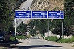 Estrada Karakoram Highway. Besham. Paquistão. 2010. Foto de Caio Vilela.