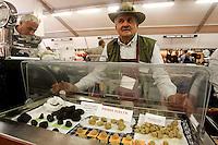 White truffle international festival in Alba, Piedmont.<br /> Fiera internazionale del Tartufo Bianco ad Alba.<br /> UPDATE IMAGES PRESS/Riccardo De Luca