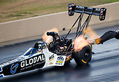 NHRA Mello Yello Drag Racing Series<br /> Mopar Mile-High NHRA Nationals<br /> Bandimere Speedway, Morrison, CO USA<br /> Saturday 22 July 2017 Shawn Langdon, Global Electronic Technology, top fuel dragster<br /> <br /> World Copyright: Mark Rebilas<br /> Rebilas Photo