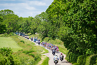 Picture by Alex Whitehead/SWpix.com - 07/06/2017 - Cycling - OVO Energy Women's Tour - Stage 1: Daventry to Kettering.