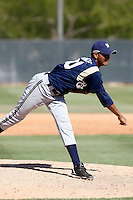 Rigoberto Almonte - Milwaukee Brewers - 2009 spring training.Photo by:  Bill Mitchell/Four Seam Images