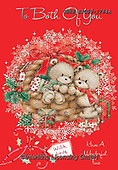 John, CHRISTMAS ANIMALS, WEIHNACHTEN TIERE, NAVIDAD ANIMALES, paintings+++++,GBHSSXC50-1784A,#xa#