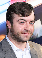 """HOLLYWOOD, LOS ANGELES, CA, USA - AUGUST 07: Derek Waters at the Los Angeles Premiere Of 20th Century Fox's """"Let's Be Cops"""" held at ArcLight Cinemas Cinerama Dome on August 7, 2014 in Hollywood, Los Angeles, California, United States. (Photo by Xavier Collin/Celebrity Monitor)"""