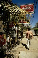 Costa Rica - file Photo -Tamarindo, coca cola
