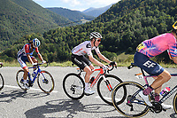 5th September 2020, Grand Colombier, France;  KRAGH ANDERSEN Soren of Team Sunweb during stage 15 of the 107th edition of the 2020 Tour de France cycling race, a stage of 191,5 kms with start in Lyon and finish in Grand Colombier