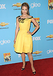 Dianna Agron. at Fox's Premiere Screening & Party for Glee held at Paramount Studios in Hollywood, California on September 07,2010                                                                   Copyright 2010  Hollywood Press Agency