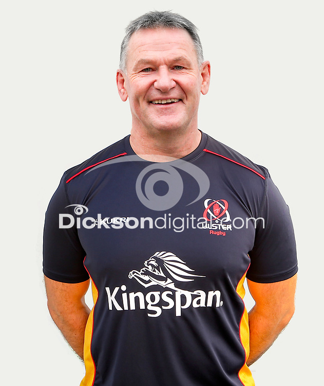 Tuesday 24th August 2021<br /> <br /> Dr Michael Webb - Ulster Rugby Medical Director<br /> <br /> Ulster Rugby Head Shots at Kingspan Stadium, Ravenhill Park, Belfast, Northern Ireland. Photo by John Dickson/Dicksondigital