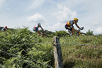 Belgian National Champion Wout van Aert (BEL/Jumbo-Visma)<br /> <br /> Stage 7 from Vierzon to Le Creusot (249.1km)<br /> 108th Tour de France 2021 (2.UWT)<br /> <br /> ©kramon