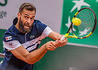 Paris, France, 3 june, 2019, Tennis, French Open, Roland Garros, Benoit Paire (FRA)<br /> Photo: Henk Koster/tennisimages.com