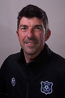 Assistant coach Graham Little. 2021 Miramar Rangers headshots at the Basin Reserve in Wellington, New Zealand on Tuesday, 13 April 2020. Photo: Dave Lintott / lintottphoto.co.nz