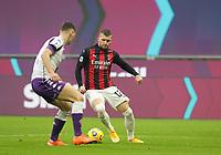 Milano  29-11-2020<br /> Stadio Giuseppe Meazza<br /> Campionato Serie A Tim 2020/21<br /> Milan - Fiorentina<br /> nella foto: Ante Rebic                         <br /> foto Antonio Saia Kines Milano