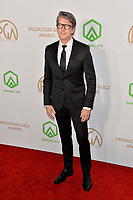 SANTA MONICA, USA. January 18, 2020: Charles Randolph at the 2020 Producers Guild Awards at the Hollywood Palladium.<br /> Picture: Paul Smith/Featureflash