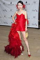 NEW YORK CITY, NY, USA - MAY 12: Chiu-Ti Jansen at the American Ballet Theatre 2014 Opening Night Spring Gala held at The Metropolitan Opera House on May 12, 2014 in New York City, New York, United States. (Photo by Celebrity Monitor)