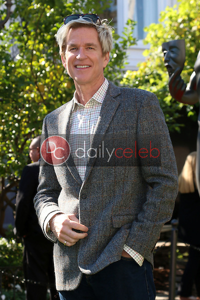 Matthew Modine<br /> at the Greet the Actor Statue - SAG Event, The Grove, Los Angeles, CA 01-25-17<br /> David Edwards/DailyCeleb.com 818-249-4998