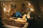King Tutankhamun; Egypt; New Kingdom; Tutankhamun; Valley of the Kings; Tut; Tomb;