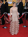 Kate Mara  at the 17th Screen Actors Guild Awards held at The Shrine Auditorium in Los Angeles, California on January 30,2011                                                                               © 2010 DVS/ Hollywood Press Agency