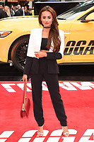 "Amber Davies<br /> attending the premiere of ""Logan Lucky"" at the Vue West End, Leicester Square, London. <br /> <br /> <br /> ©Ash Knotek  D3295  21/08/2017"