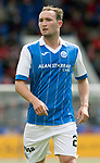 St Johnstone FC Season 2017-18<br />Chris Kane<br />Picture by Graeme Hart.<br />Copyright Perthshire Picture Agency<br />Tel: 01738 623350  Mobile: 07990 594431