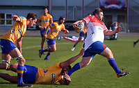210925 Heartland Championship Rugby - Horowhenua Kapiti v North Otago