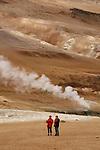 .failles eruptives recentes de Gjastykkis qui ont connu une serie d eruption spectaculaires dans les annees 80