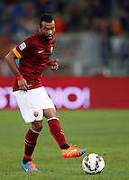 Calcio, Serie A: Roma vs Cesena. Roma, stadio Olimpico, 29 ottobre 2014.<br /> during the Italian Serie A football match between AS Roma and Cesena at Rome's Olympic stadium, 29 October 2014.<br /> UPDATE IMAGES PRESS/Riccardo De Luca