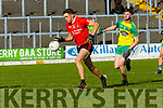 David Clifford Fossa takes on the Gneeveguilla defence during their Intermediate qf in Fitzgerald Stadium on Saturday