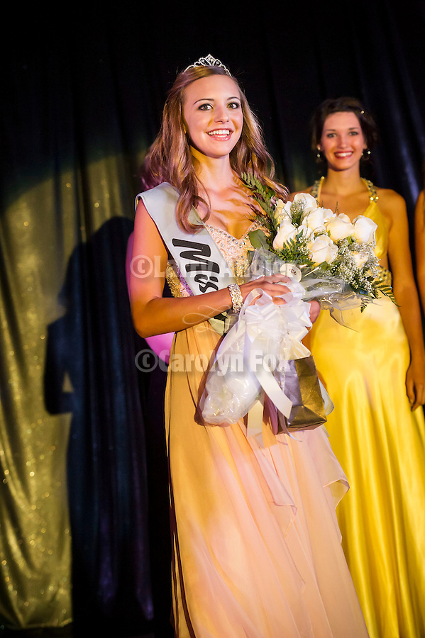 75th Amador County Fair, Plymouth, Calif.<br /> <br /> Miss Amador Scholarship Pageant<br /> <br /> Miss Amador Morgan Graziadei