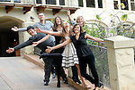 The Price Family Portraits at The Orinda Country Club. Spontaneous location family portraits.  Schedule a place and time with me to capture the spirit of your family in a location you call home.