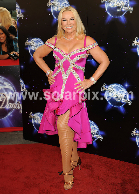 **ALL ROUND PICTURES FROM SOLARPIX.COM**.**WORLDWIDE SYNDICATION RIGHTS**.Celebrities and dancers walking the red carpet at the Strictly Come Dancing 2010 launch event.  Held at BBC Television Centre, Wood Lane, London, UK. 8 September 2010..This pic: Pamela Stephenson..JOB REF: 12067 SSD     DATE: 08_09_2010.**MUST CREDIT SOLARPIX.COM OR DOUBLE FEE WILL BE CHARGED**.**MUST NOTIFY SOLARPIX OF ONLINE USAGE**.**CALL US ON: +34 952 811 768 or LOW RATE FROM UK 0844 617 7637**
