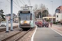 crosstown traffic <br /> <br /> AG Driedaagse Brugge-De Panne 2020 (1.WWT)<br /> 1 day race from Brugge to De Panne (156km) <br /> <br /> ©kramon
