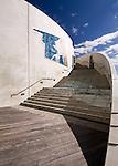 Fremantle Maritime Museum Steps 02 - Western Australian Maritime Museum, Fremantle, Western Australia.