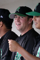 August 30, 2003:  Matt McWilliams of the Dayton Dragons during a game at Fifth Third Field in Dayton, Ohio.  Photo by:  Mike Janes/Four Seam Images