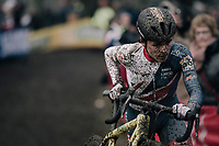 Tom Pidcock (GBR/U23/Telenet Fidea Lions)<br /> <br /> U23 Men's race<br /> UCI CX World Cup Namur / Belgium 2017