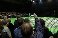 ABN AMRO World Tennis Tournament, 13 Februari, 2018, Tennis, Ahoy, Rotterdam, The Netherlands, Roger Federer (SUI)<br /> <br /> Photo: www.tennisimages.com