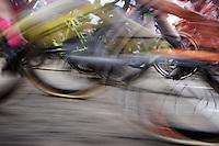 race start action/motion blur<br /> <br /> Soudal Classic Leuven 2016