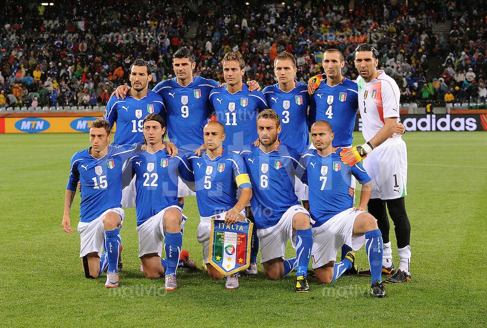 Italien Fußball Wm