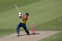 Jack Plom hits 4 runs for Essex during Glamorgan vs Essex Eagles, Vitality Blast T20 Cricket at the Sophia Gardens Cardiff on 13th June 2021