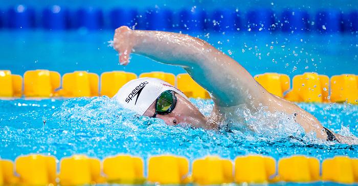 Arianna Hunsicker, Lima 2019 - Para Swimming // Paranatation.<br /> Arianna Hunsicker competes in Para Swimming 200m IM SM10 // Arianna Hunsicker participe en paranatation 200m IM SM10. 26/08/2019.