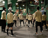 - The Bentley University Falcons defeated the Army West Point Black Knights 3-1 (EN) on Thursday, January 5, 2017, at Fenway Park in Boston, Massachusetts.The Bentley University Falcons defeated the Army West Point Black Knights 3-1 (EN) on Thursday, January 5, 2017, at Fenway Park in Boston, Massachusetts.